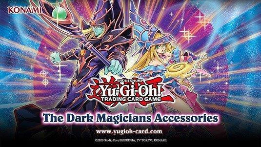 Dark Magician Accessories