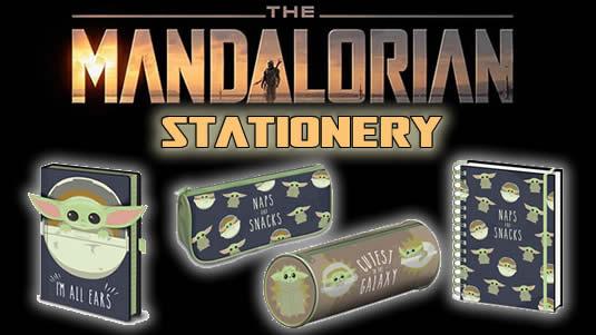 Mandalorian Stationery