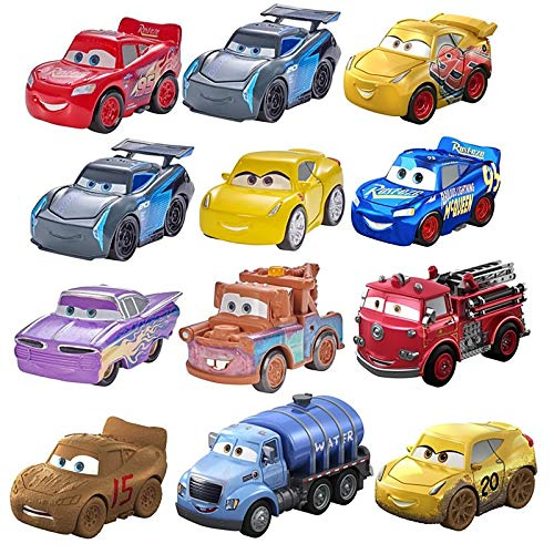 Cars Mini Racer 3 Pack Assortment Wholesale