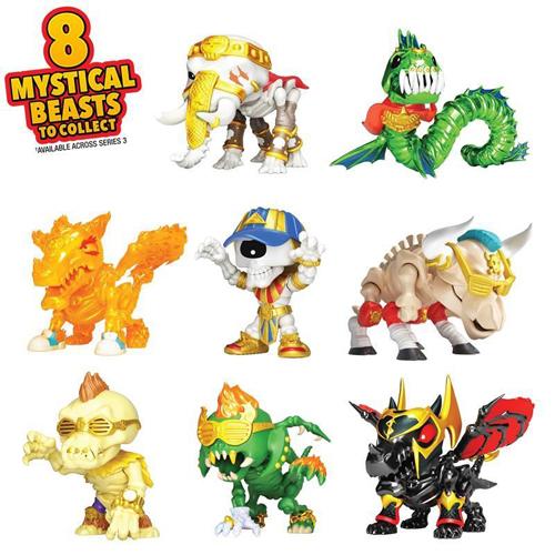 Blind Pack Mystical Beasts Treasure X Kings Gold
