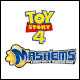 Mash Ems - Toy Story 4 (20 Count)