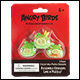 ANGRY BIRDS - 3 PACK ASSEMBLE PUZZLE ERASERS BLISTER PACK (180 COUNT BOX)