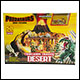 PREDASAURS DNA FUSION - TRIBELANDS PLAYSET (6 COUNT)