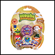 MOSHI MONSTERS - MOSHLINGS FIGURES - SERIES 9 BLISTER PACK (6 COUNT)