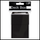 ULTRA PRO - DECK BOX - BLACK - 81453
