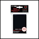 ULTRA PRO - STANDARD CARD SLEEVES 50PK - BLACK (12 COUNT CDU) - 82669