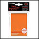 ULTRA PRO - STANDARD CARD SLEEVES 50PK - ORANGE (12 COUNT CDU) - 82673