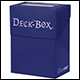 ULTRA PRO - DECK BOX - BLUE - 81429