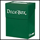 ULTRA PRO - DECK BOX - GREEN - 81451