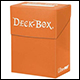 ULTRA PRO - DECK BOX - ORANGE - 82478