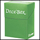 ULTRA PRO - DECK BOX - LIGHT GREEN - 82480