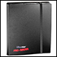 ULTRA PRO - 9 POCKET PRO BINDER - BLACK - 82600