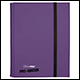 ULTRA PRO - PRO BINDER - PURPLE - 82844