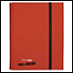 ULTRA PRO - PRO BINDER - RED - 82845