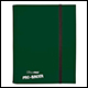 ULTRA PRO - PRO BINDER - DARK GREEN - 82975