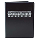 ULTRA PRO - 9 POCKET PORTFOLIO A4 - BLACK - 81366