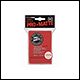 ULTRA PRO - STANDARD PRO MATTE CARD SLEEVES 50PK - RED (12 COUNT CDU)  - 82650