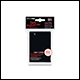 Ultra Pro – Small Card Sleeves 60pk -  Black (10 Count CDU)