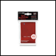 Ultra Pro – Small Card Sleeves 60pk - Red (10 Count CDU)