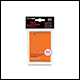 Ultra Pro – Small Card Sleeves 60pk - orange (10 Count CDU)