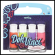 DOH VINCI - DECO POP 4 PACK (6 COUNT)