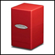 ULTRA PRO - SATIN TOWER DECK BOX - RED - 84174
