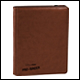 ULTRA PRO - PREMIUM PRO BINDER - BROWN - 84199