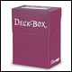 ULTRA PRO - DECK BOX - BLACKBERRY - 84508