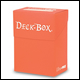 ULTRA PRO - DECK BOX - PEACH - 84229