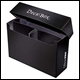 ULTRA PRO - OVERSIZED DECK BOX - BLACK - 82487