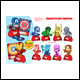MARVEL CHARACTER DISK SHOOTERS SERIES 1 (12 COUNT CDU)