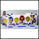 Sonic Boom - 3 Inch Collector Figure Pack With Coin (3 Count)