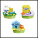 ZIPPEEEZ  - MINI HABITATS ASSORTMENT (6 COUNT)