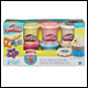 PLAY-DOH - CONFETTI COMPOUND COLLECTION 6 PACK (4 COUNT)