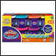PLAY-DOH -  PLAY-DOH PLUS 8 TUB VARIETY PACK (4 COUNT)