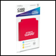 ULTIMATE GUARD - CARD DIVIDERS RED (10 COUNT) - UGD010358