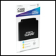 ULTIMATE GUARD - CARD DIVIDERS BLACK (10 COUNT) - UGD010356