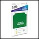 ULTIMATE GUARD - CARD DIVIDERS GREEN (10 COUNT) - UGD010357
