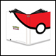ULTRA PRO - 9 POCKET PORTFOLIO - POKEMON POKEBALL - 85248-P