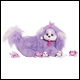 PUPPY SURPRISE - RORY PURPLE PLUSH - WAVE 6
