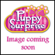 PUPPY SURPRISE - TORY WHITE & PURPLE PLUSH - WAVE 7