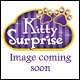 KITTY SURPRISE - JILLY WHITE & PURPLE PLUSH - WAVE 5