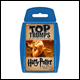 TOP TRUMPS - HARRY POTTER AND THE HALF BLOOD PRINCE - SPECIALS