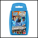 TOP TRUMPS - WORLD CRICKET STARS - SPECIALS