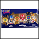 CLASSIC SONIC - 3 INCH COLLECTOR 16-BIT 3 FIGURE PACK WITH COIN (3 COUNT) - T22050A1