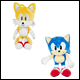 Classic Sonic - 12 Inch Plush Assortment (3 Count)