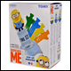 MINIONS - POP UP GAME (4 COUNT)