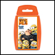 TOP TRUMPS - DESPICABLE ME 3 - SPECIALS