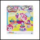 PLAY DOH - MY LITTLE PONY PINKIE PIE CUPCAKE PARTY (4 COUNT)