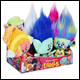 TROLLS - HUG N PLUSH ASSORTMENT (6 COUNT) - B6566EU40